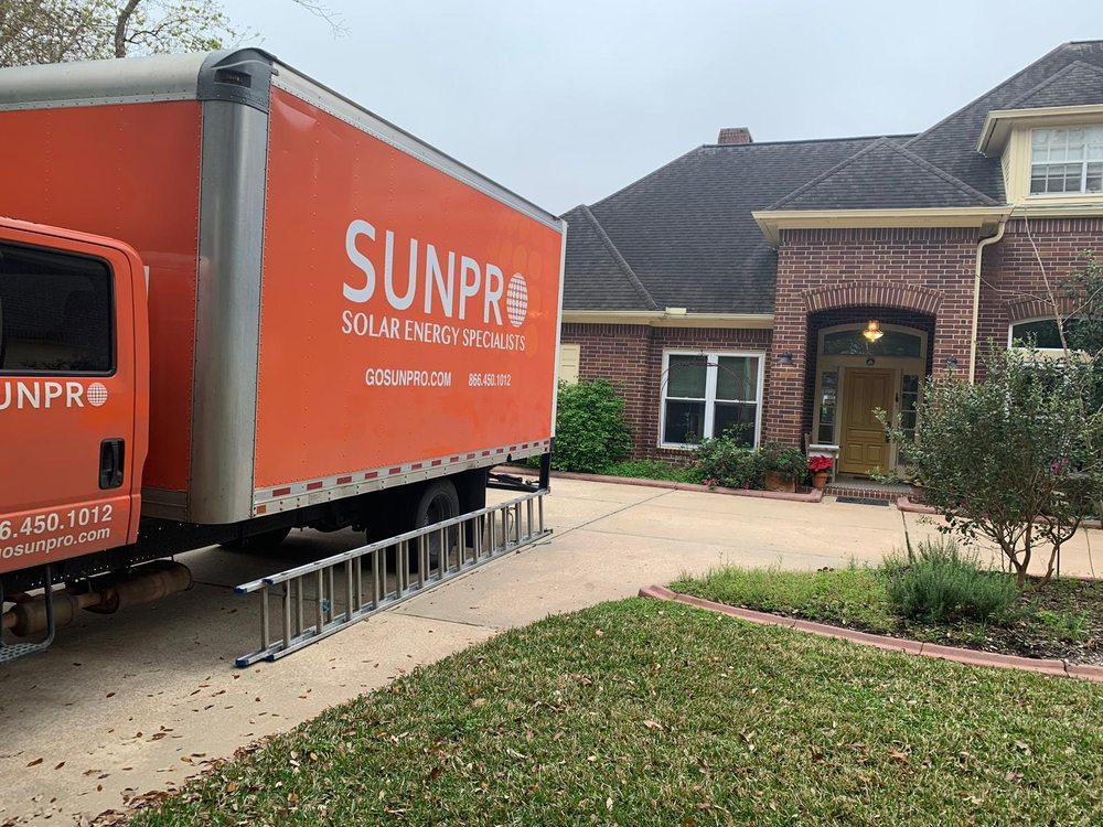 Sunpro Solar - Houston