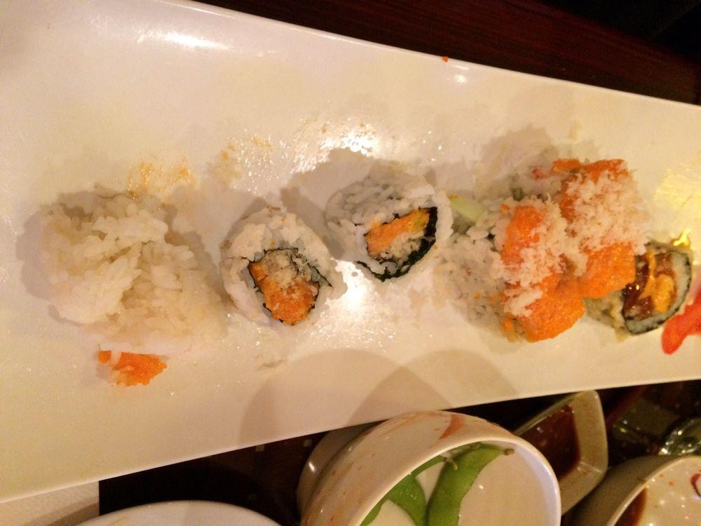 Tomo Sushi Japanese Restaurant: 806 Delsea Dr N, Glassboro, NJ