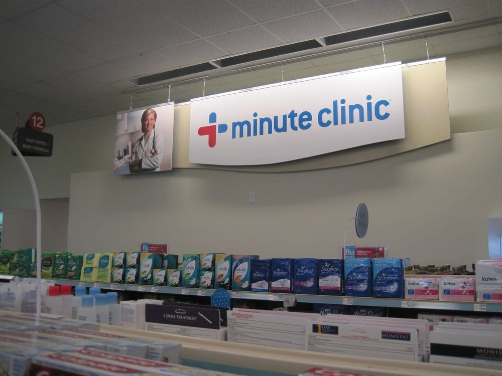 cvs minuteclinic Cvs minuteclinic is a retail clinic located inside of cvs pharmacy at 2013 kelly ln, pflugerville, tx, 78660 similar to an urgent care, they treat non-life-threatening symptoms and conditions and wee walk-in patients with no appointments for more information, call cvs minuteclinic at (866) 389-2727.