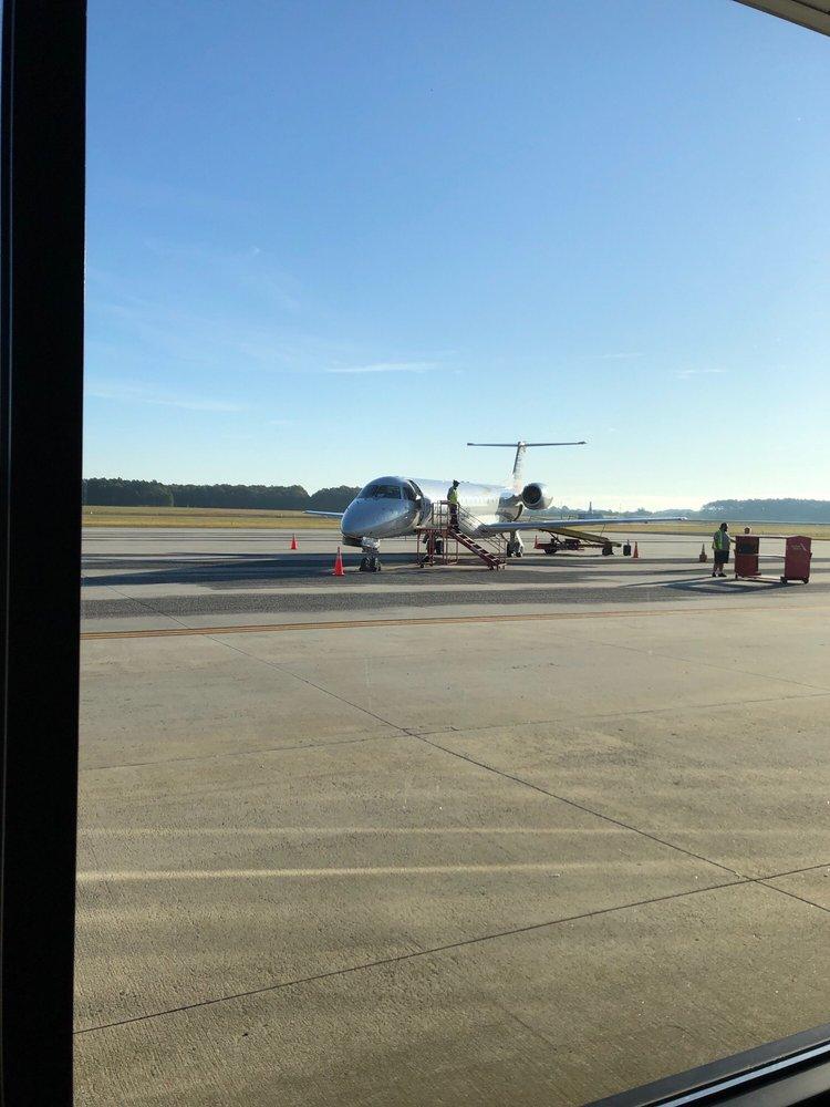 Salisbury-Ocean City: Wicomico Regional Airport: 5485 Airport Terminal Rd, Salisbury, MD