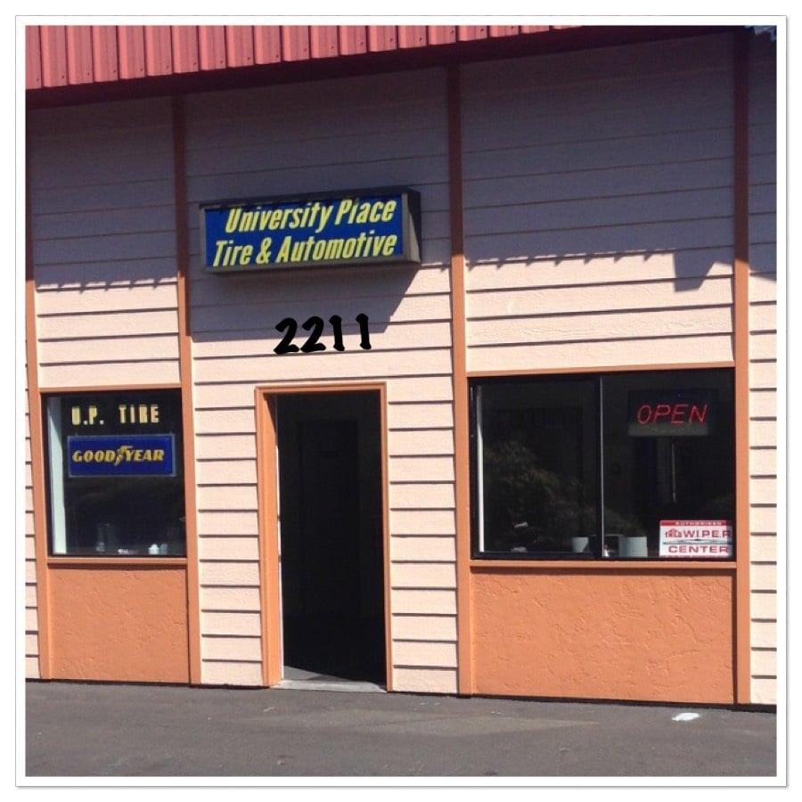 University Place Tire & Auto: 2211 70th Ave W, University Place, WA
