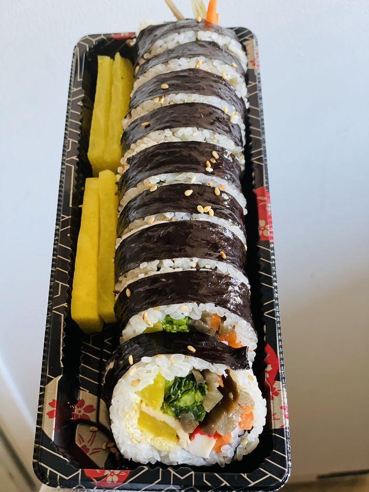 Food from Chois Teriyaki
