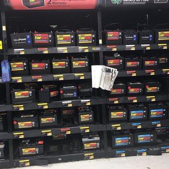 Walmart Auto Care Centers - Tires - 9500 E US Hwy 36, Avon