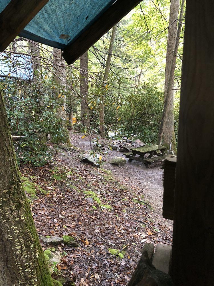 Creek Ridge Camping: 660 Henderson Dr, Hot Springs, NC