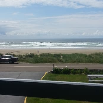Photo Of Sunset Surf Motel Manzanita Or United States View From Room