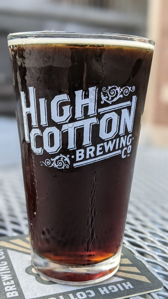Social Spots from High Cotton Brewing Co. Taproom