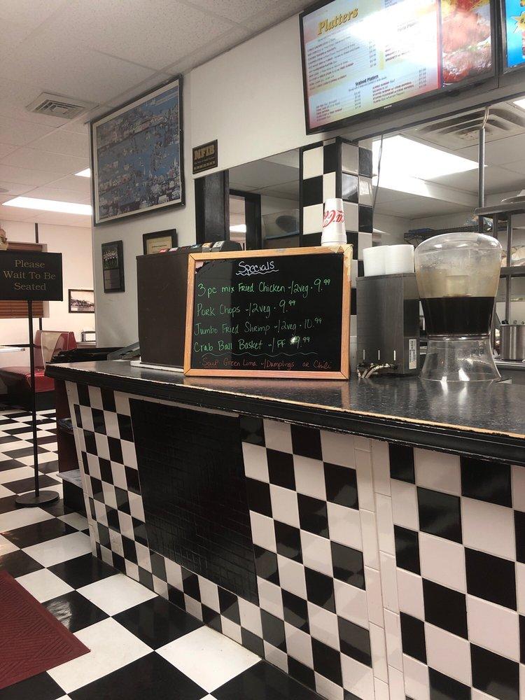 Federalsburg Family Restaurant: 309 Bloomongdale Ave, Federalsburg, MD