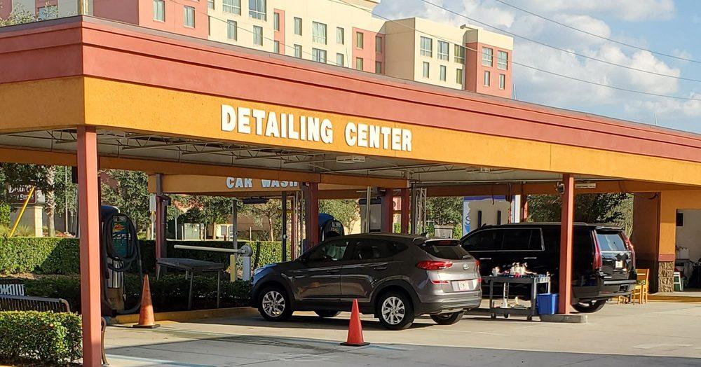 Sweetwater Car Wash: 7659 Majorca Pl, Orlando, FL