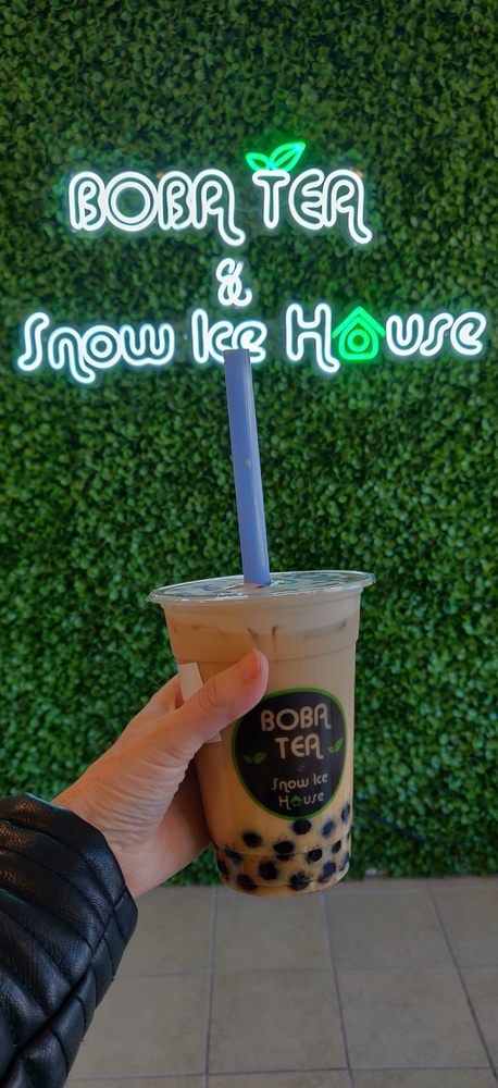 Boba Tea and Snow Ice House: 425 Broadway, Chelsea, MA