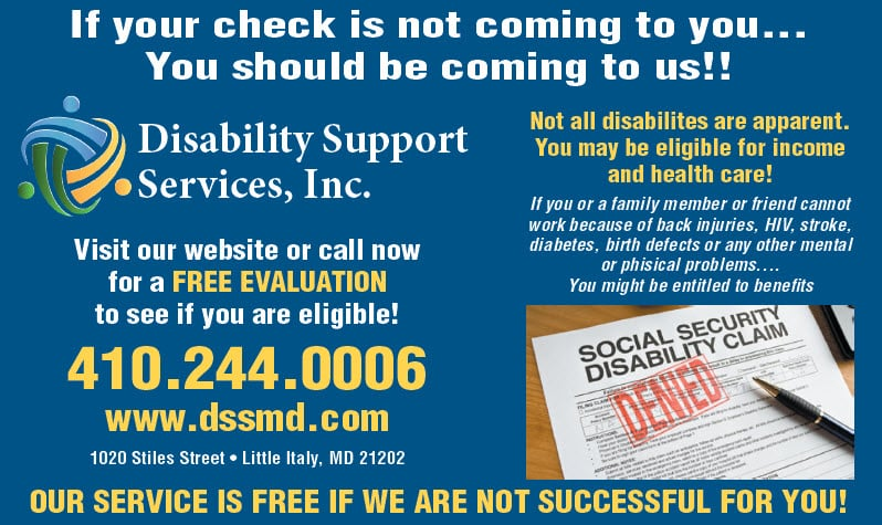Disability Support Services - Legal Services - 1020 Stiles