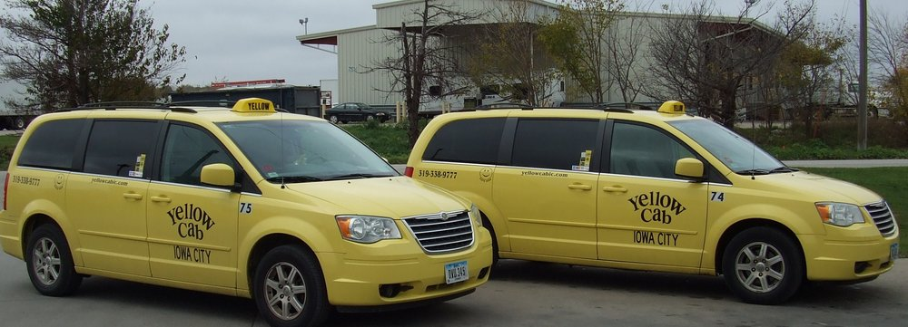Yellow Cab Denver >> Yellow Cab Of Iowa City 12 Reviews Taxis 2930 Industrial Park