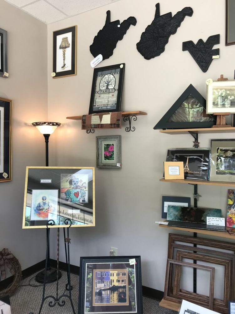 Braun's Custom Framing: 1074 East Bethlehem Blvd, Wheeling, WV