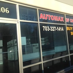 Automax of Chantilly  Car Dealers  25284 Pleasant Valley Rd