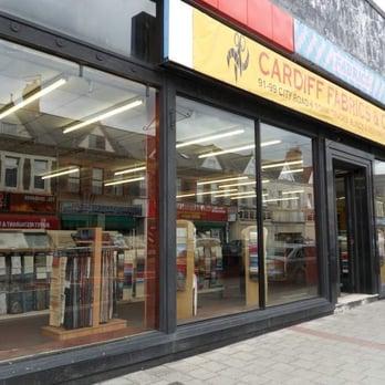 Curtains Ideas curtains cardiff : Cardiff Fabrics & Curtains - Fabric & Haberdashery - 91-99 City ...