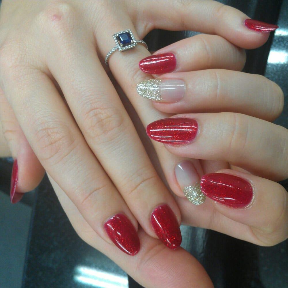 Pico Nails. My pretty nails done at Pico Nails! (Gel nail polish) - Yelp