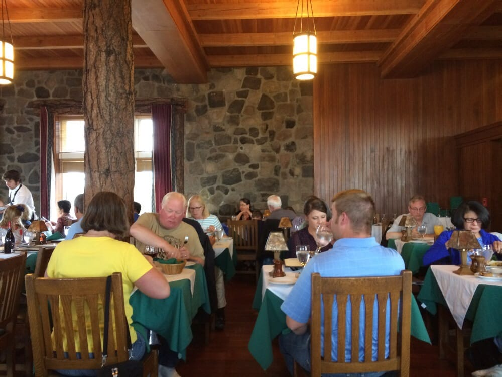 cater lake lodge dining room - restaurants - 565 rim dr, crater