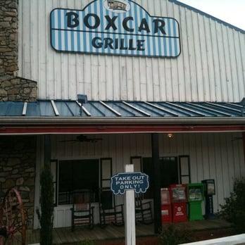 box car grille claremont nc  Boxcar Grille - 24 Photos
