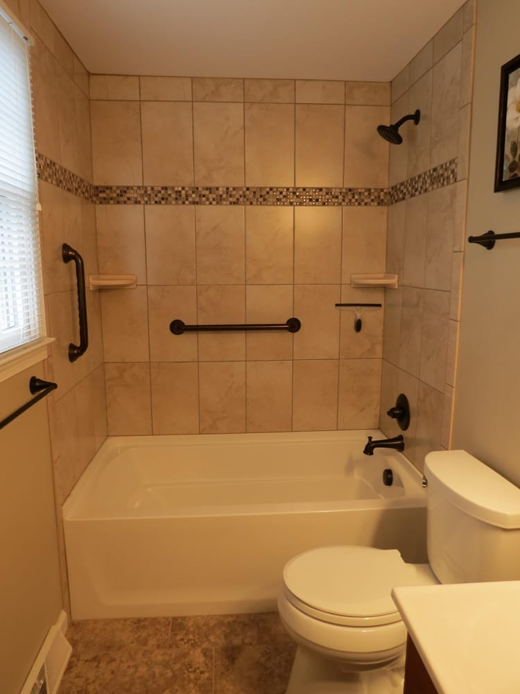 complete bathroom remodel. Photo Of Zimco Plumbing - Manheim, PA, United States. Complete Bathroom Remodel: Remodel C
