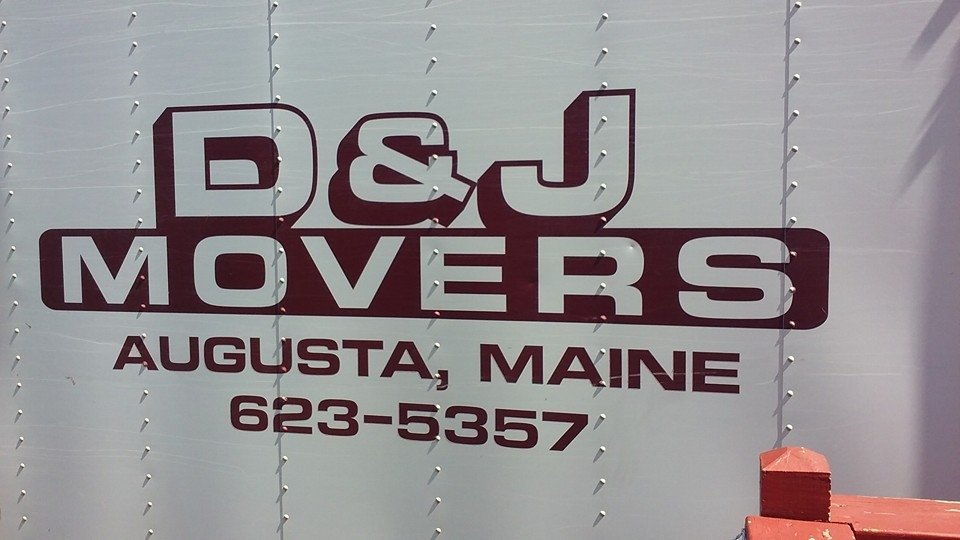 D&J Movers: 99 Eastern Ave, Augusta, ME