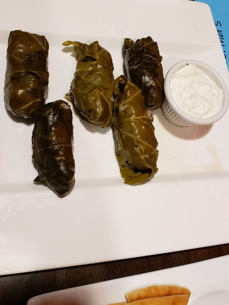 Katerinas Greek Restaurant: 7822 Bonhomme Ave, Saint Louis, MO