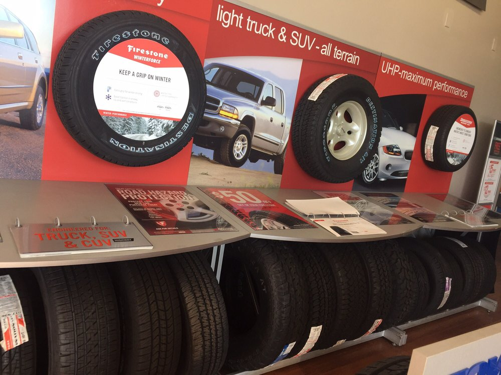 Firestone Complete Auto Care Tires S Th St Southpoint - Mr ps tires milwaukee wisconsin