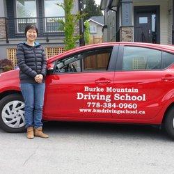 Burke Mountain Driving School Schools Coast Meridian Coquitlam Bc Phone Number Yelp