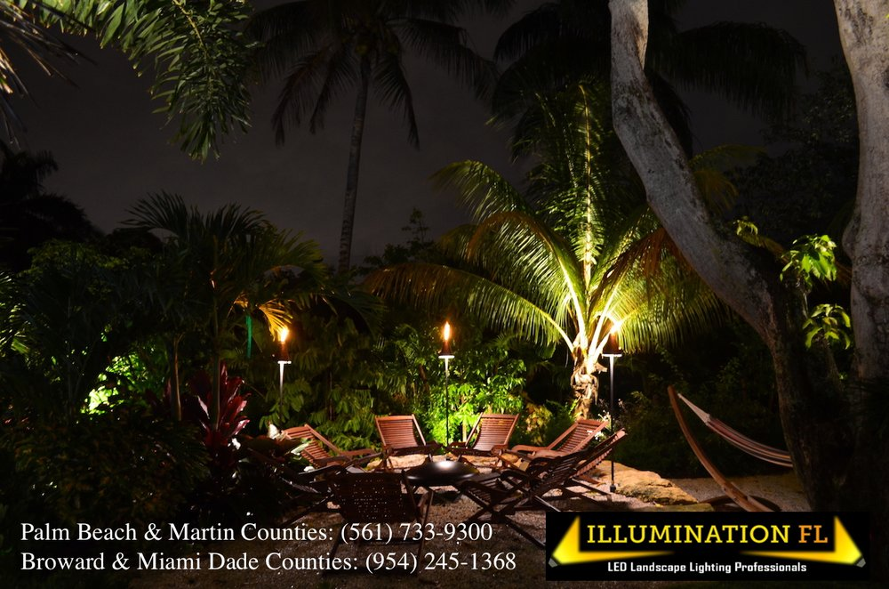 Illumination Fl Landscape Lighting: Boynton Beach, FL