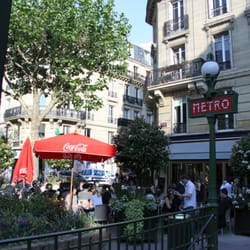 Le caf de france coffee tea 75 rue anatole france for Bar food 46 levallois