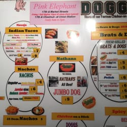 The Pink Elephant - Food Trucks - 17TH St And Chestnut Pl, Lodo