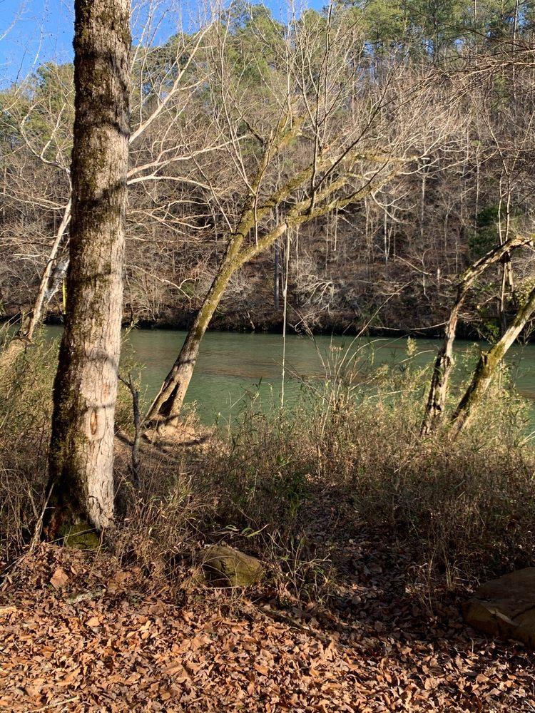 Cahaba River national wildlife refuge: CO RD 24, West Blocton, AL