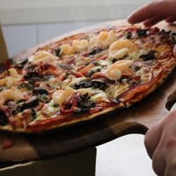bullseye s pizza cafe pizza 84 albert st creswick victoria