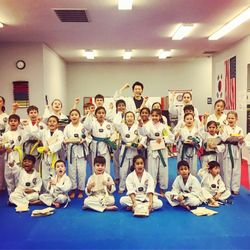 Image result for master kim taekwondo dublin