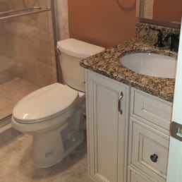 Elite Contractors Services Photos Contractors Poplar - Bathroom remodeling woodbridge va