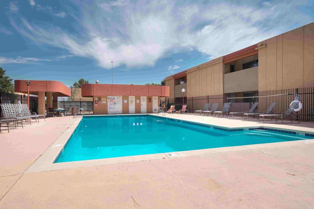 Desert Creek Apartments Albuquerque Nm