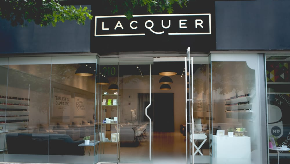 Lacquer Nail Salon Downtown Austin Tx 210 Guadalupe St Yelp