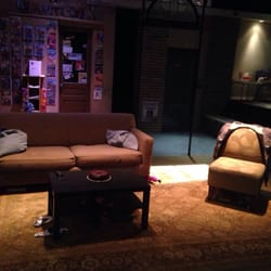 Photo Of Kitchen Dog Theater   Dallas, TX, United States. Partial Set For