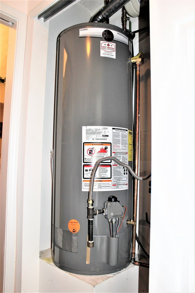 Hot Water Solutions: Kennesaw, GA