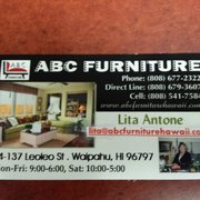... Photo Of ABC Furniture   Waipahu, HI, United States.