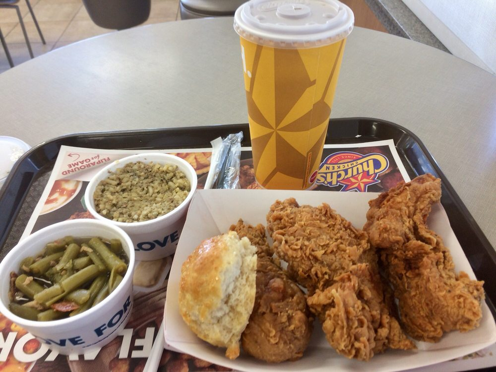 Church's Chicken: 43 East Texas State Hwy 44, Encinal, TX