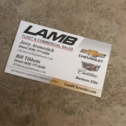 Lamb Chevrolet - 28 Reviews - Auto Repair - 400 Prescott Lakes Pkwy