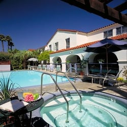Photo Of Mason Beach Inn Santa Barbara Ca United States Pool