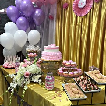 Photo Of Crescent Moon   Brooklyn, NY, United States. Personalized Dessert  Table