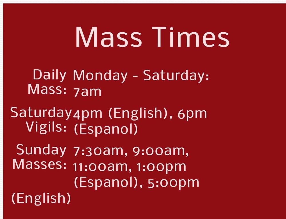 St. Margaret Mary Catholic Church: 12686 Central Ave, Chino, CA