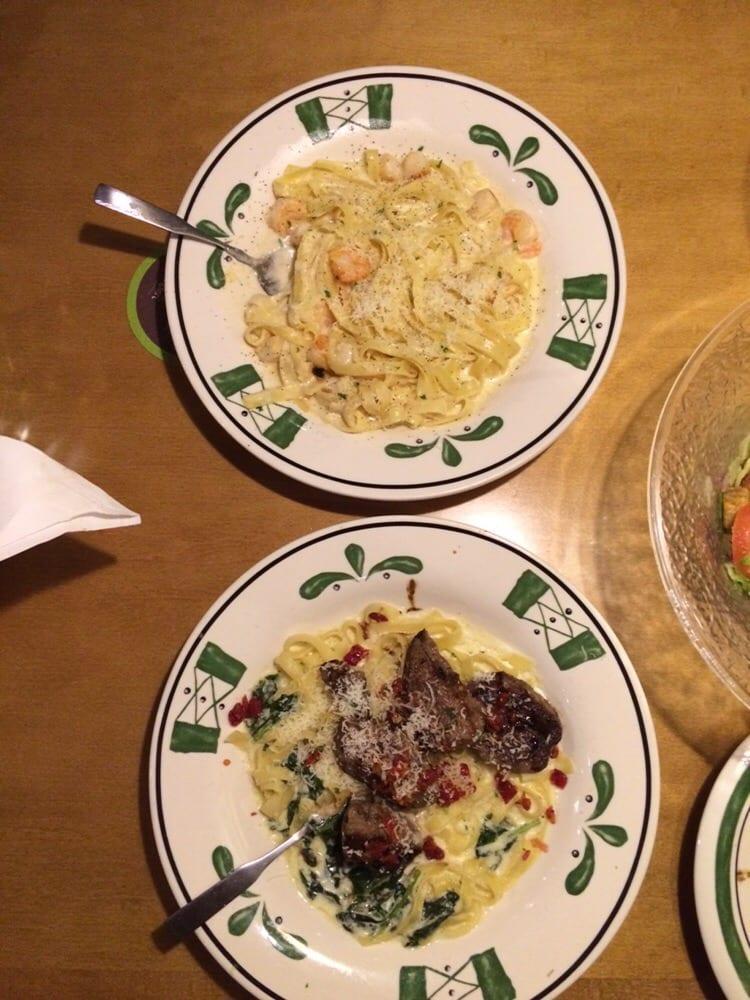 Steak Gorganzola And Shrimp Alfredo Yelp