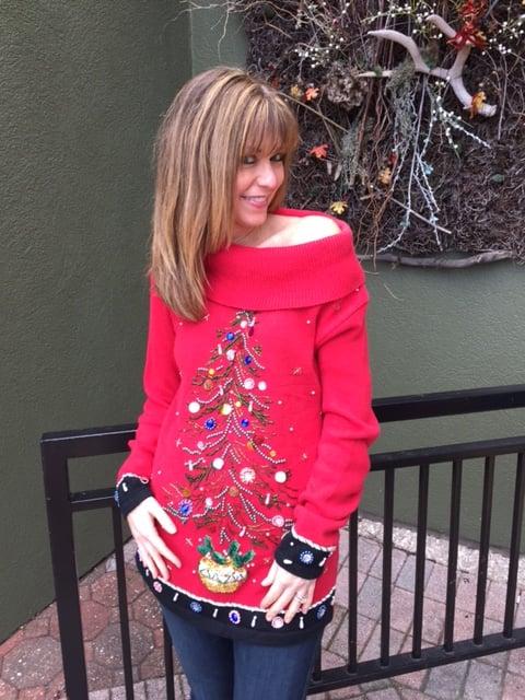 Ugly Christmas sweater - Yelp