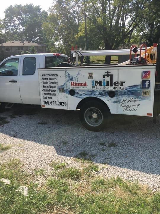 B & S Miller Plumbing: 124 N Jackson St, Greencastle, IN
