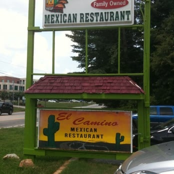 Photo Of El Camino Mexican Restaurant Winder Ga United States