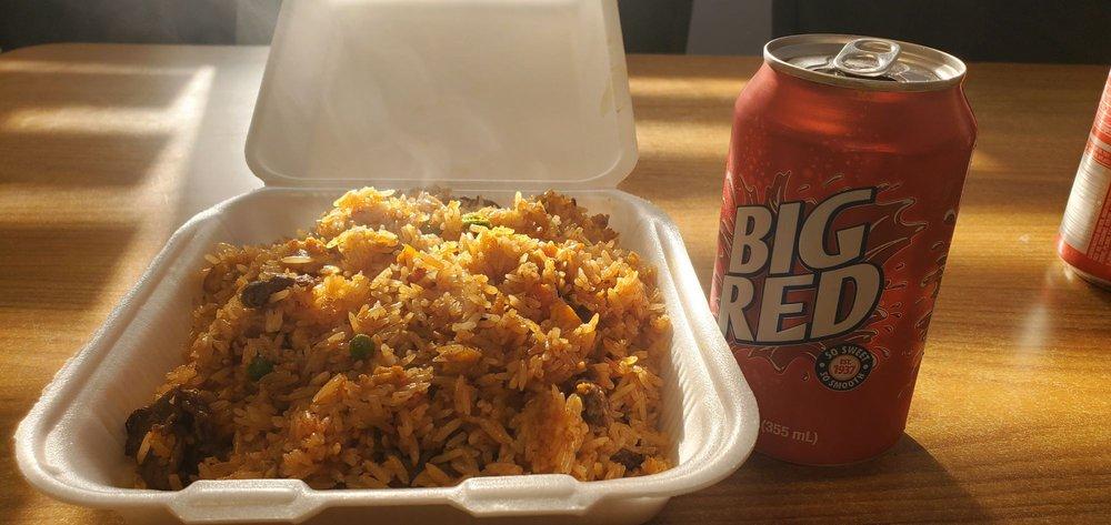 Asian Kitchen: 1300 S Johnson St, Pecos, TX