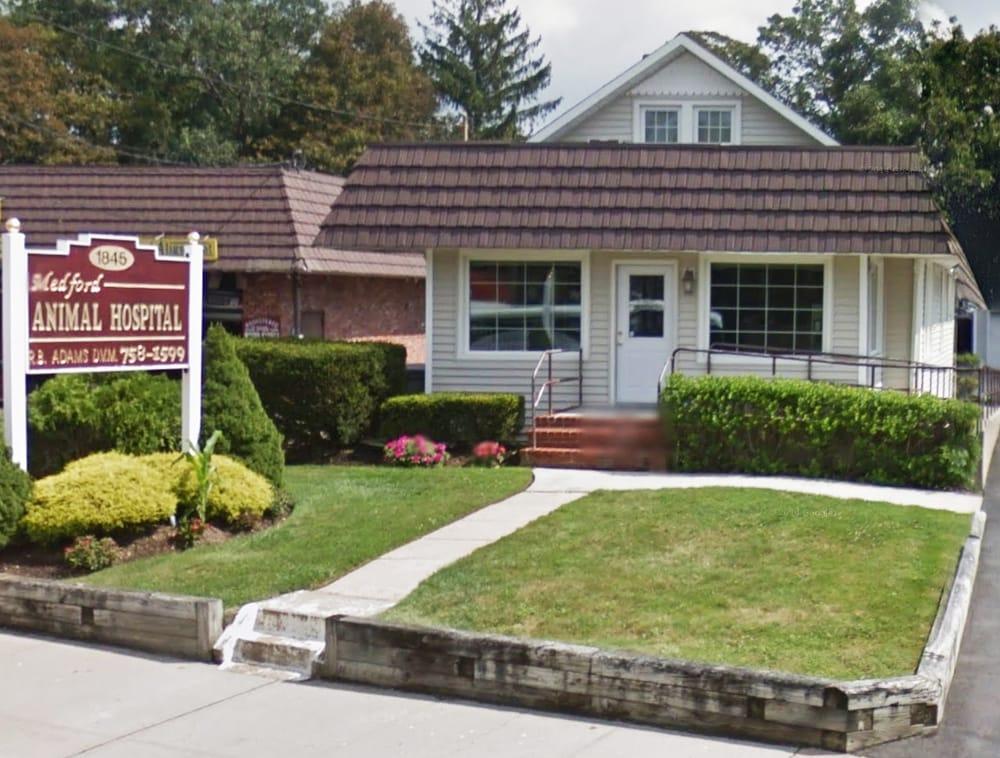 Medford Animal Hospital: 1845 Rt 112, Medford, NY