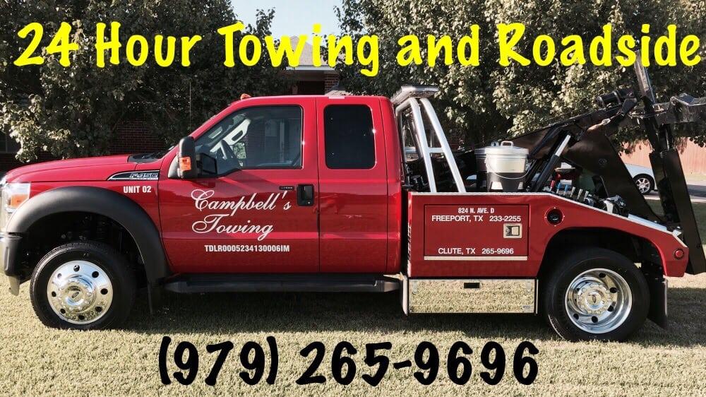 Towing business in Lake Jackson, TX